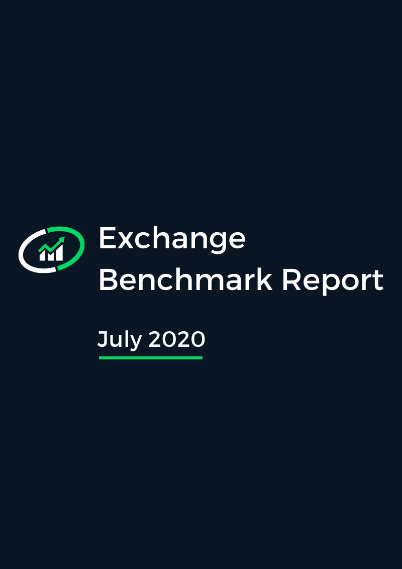 Exchange Benchmark July 2020