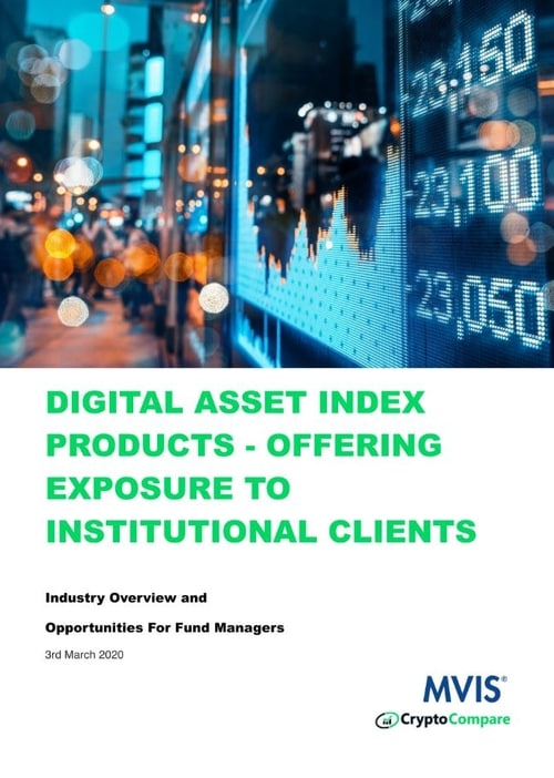 Digital Asset Index Products
