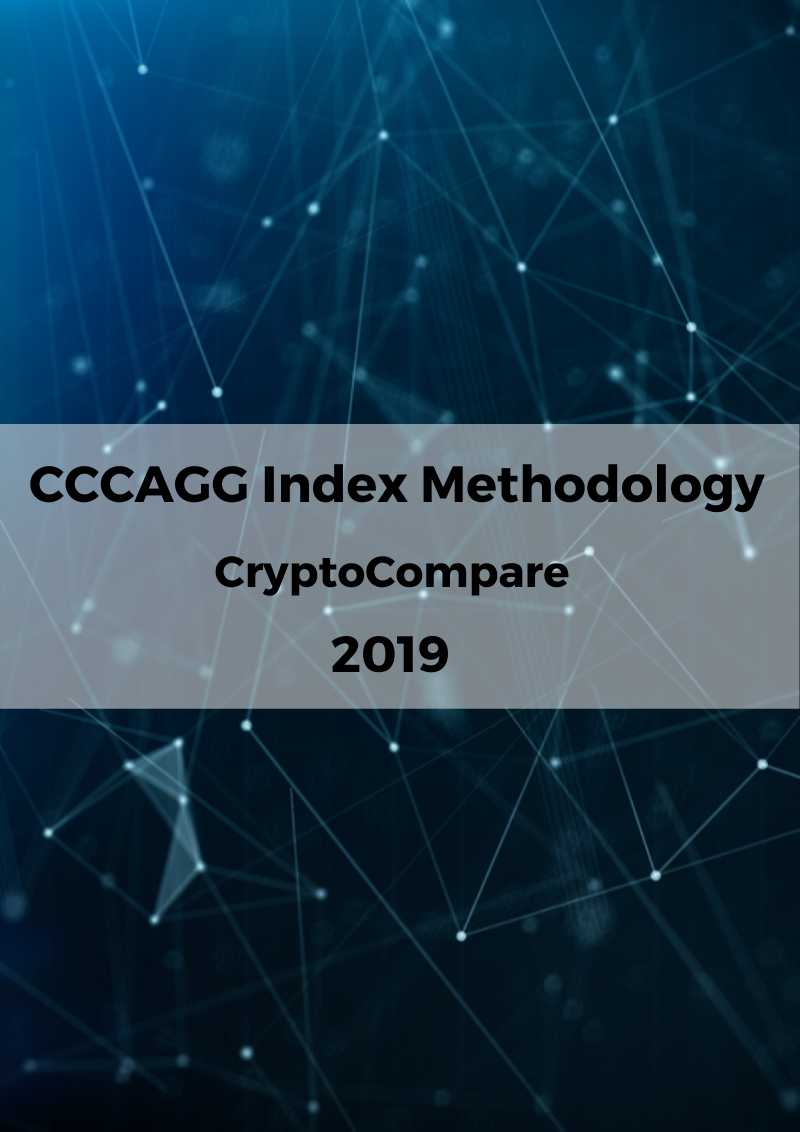 CryptoCompare Aggregate Index Methodology
