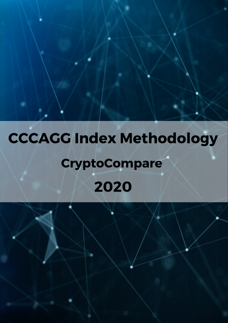 CryptoCompare Aggregate Index Methodology - Oct 2020