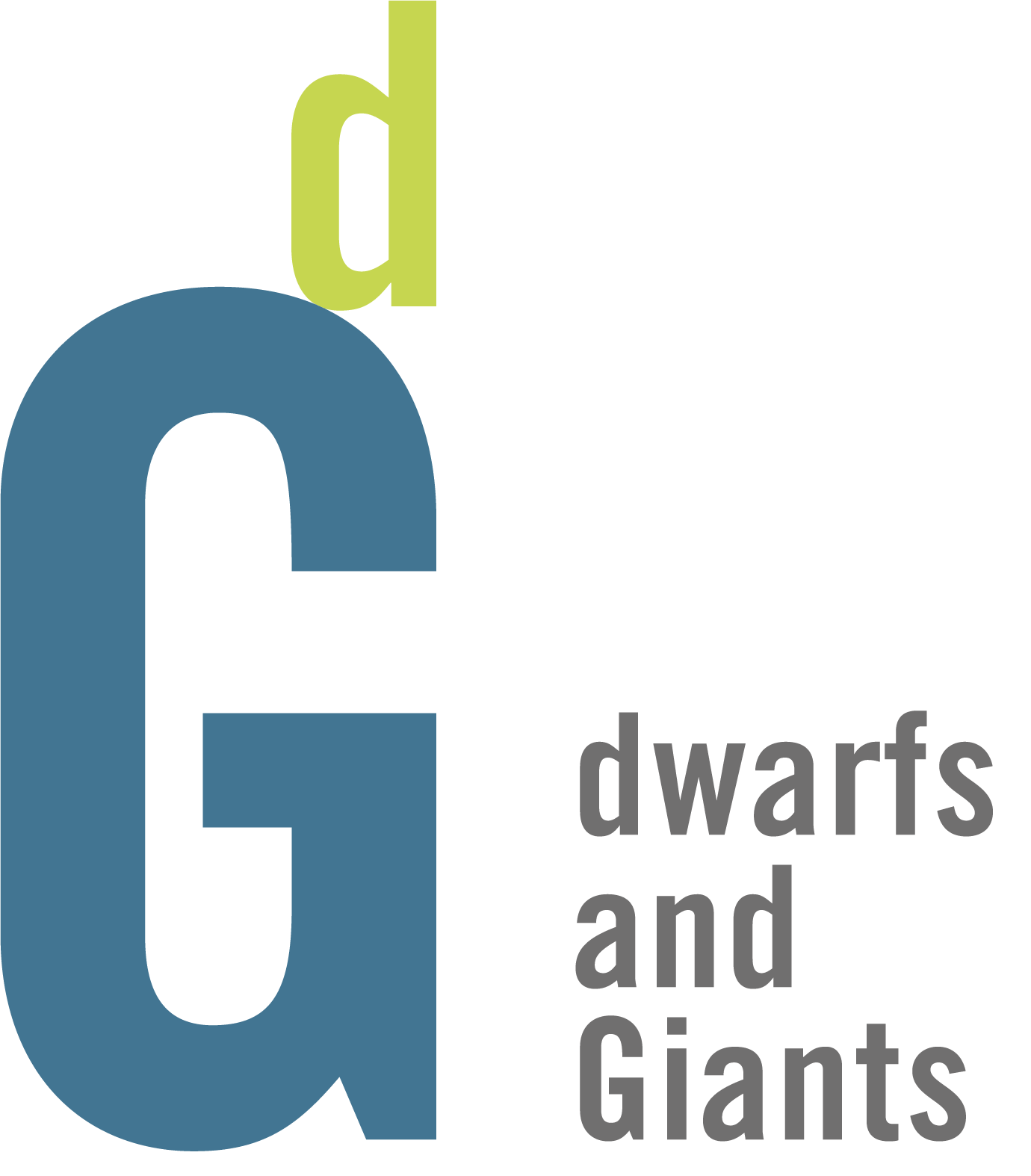 Dwarfs and Giants logo