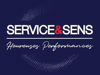 Service & Sens logo