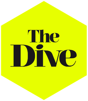 TheDive logo
