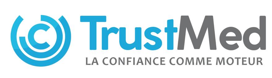 TrustMed logo