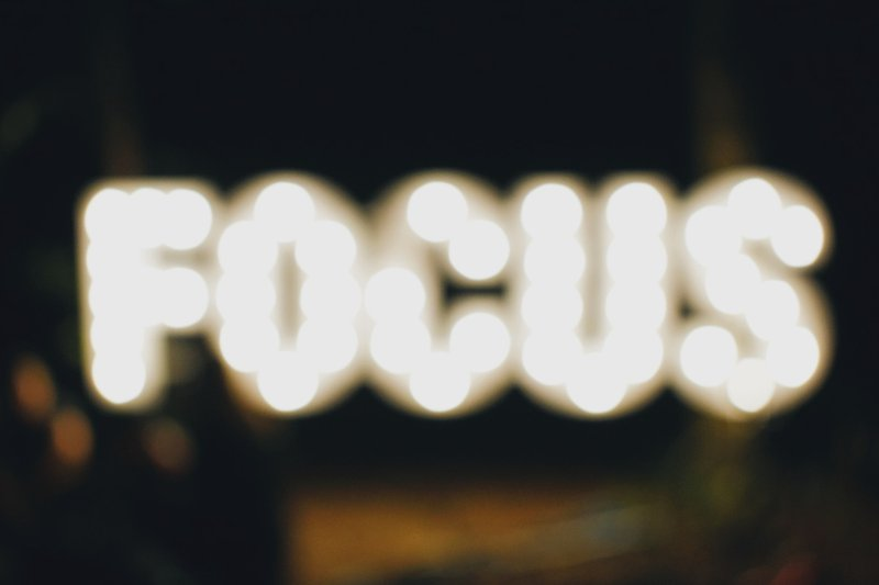 You need focus to run a successful OKR workshop
