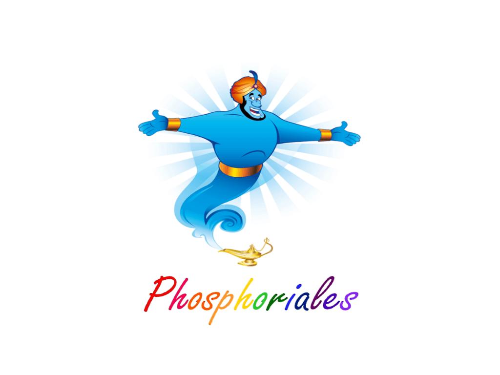 Phosphoriales logo