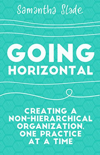 Going Horizontal Book Cover