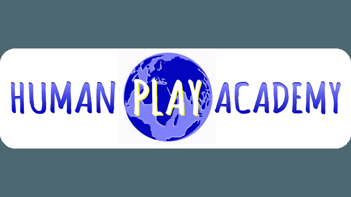 Logo de l'académie de jeux humains