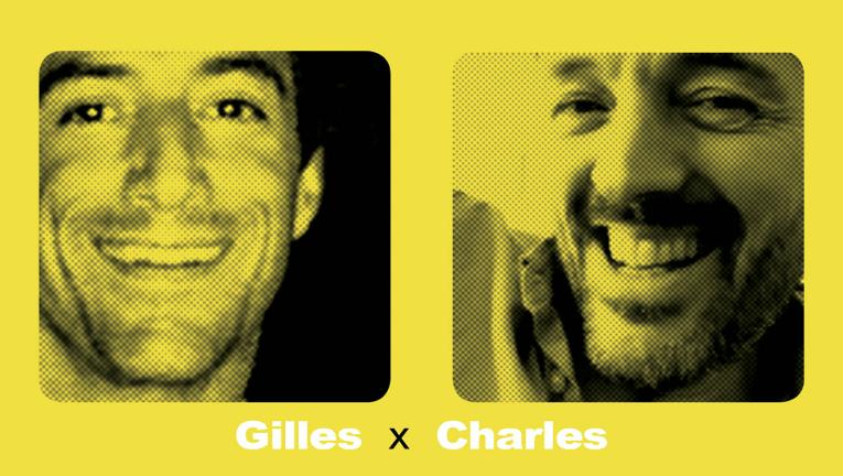 Gilles et Charles de Futuready