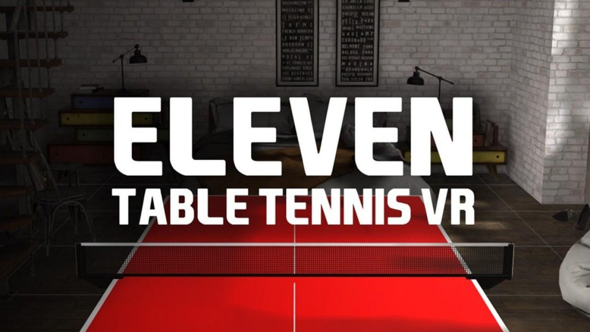 Eleven: Table Tennis (Pending legal)