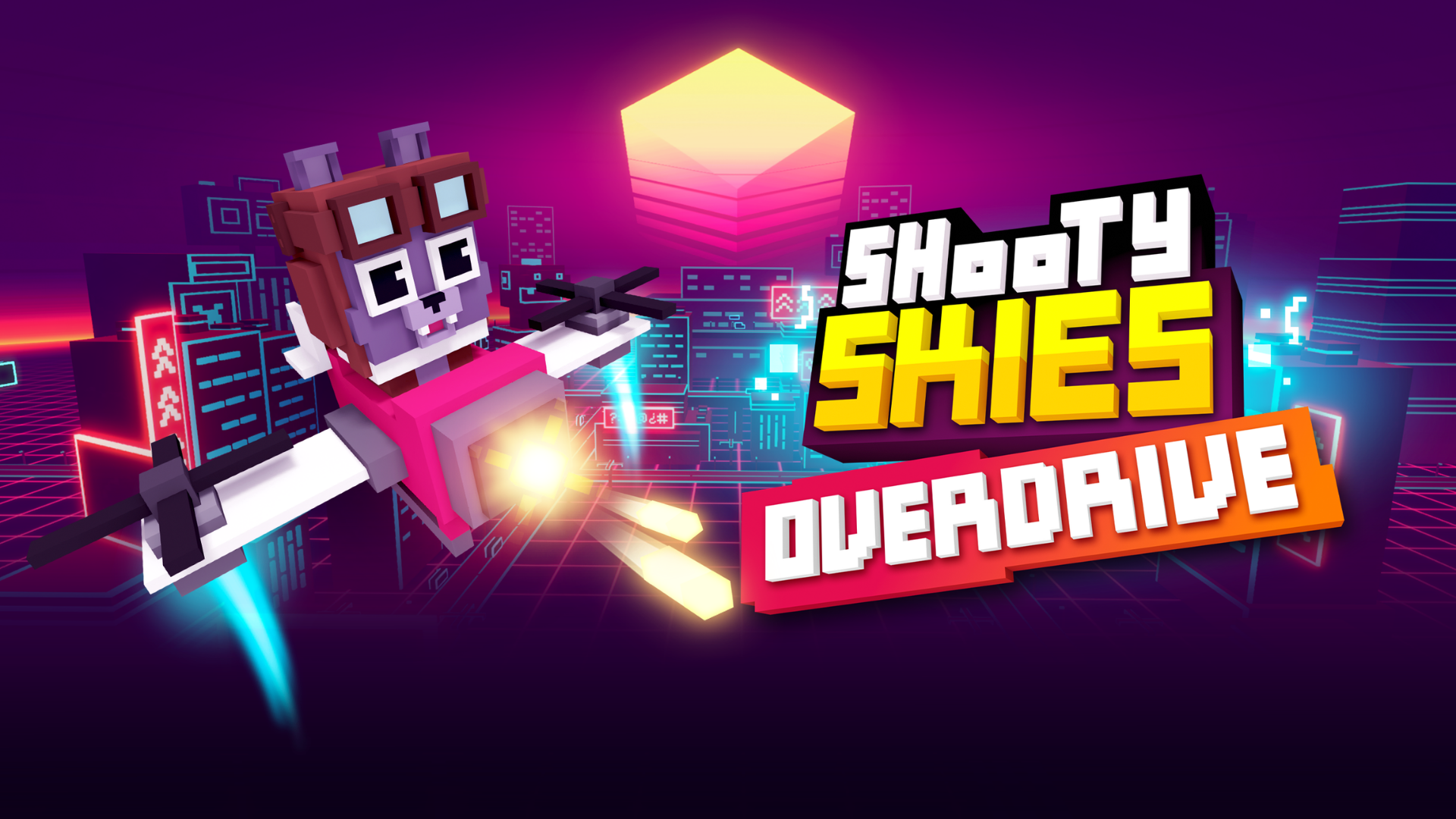 Shooty Skies Overdrive