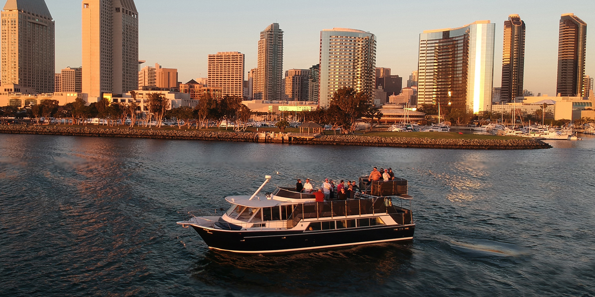 Top 10 boat charters in San Diego