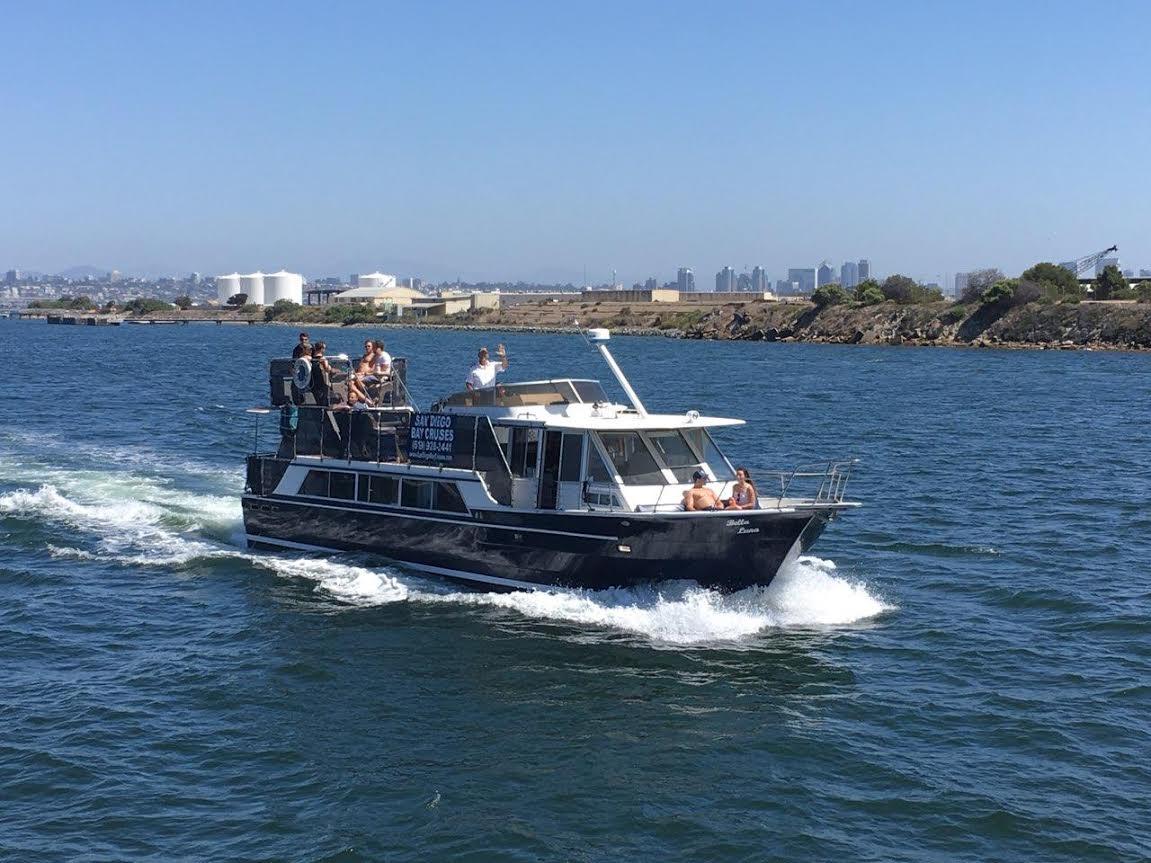 Bella Luna Yacht in San Diego