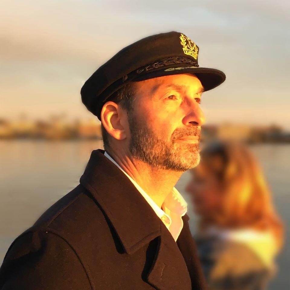 Captain john Valente