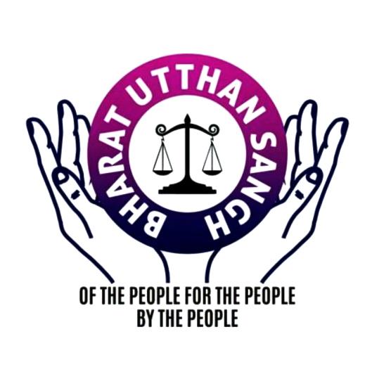 Bharat Utthan Sangh logo