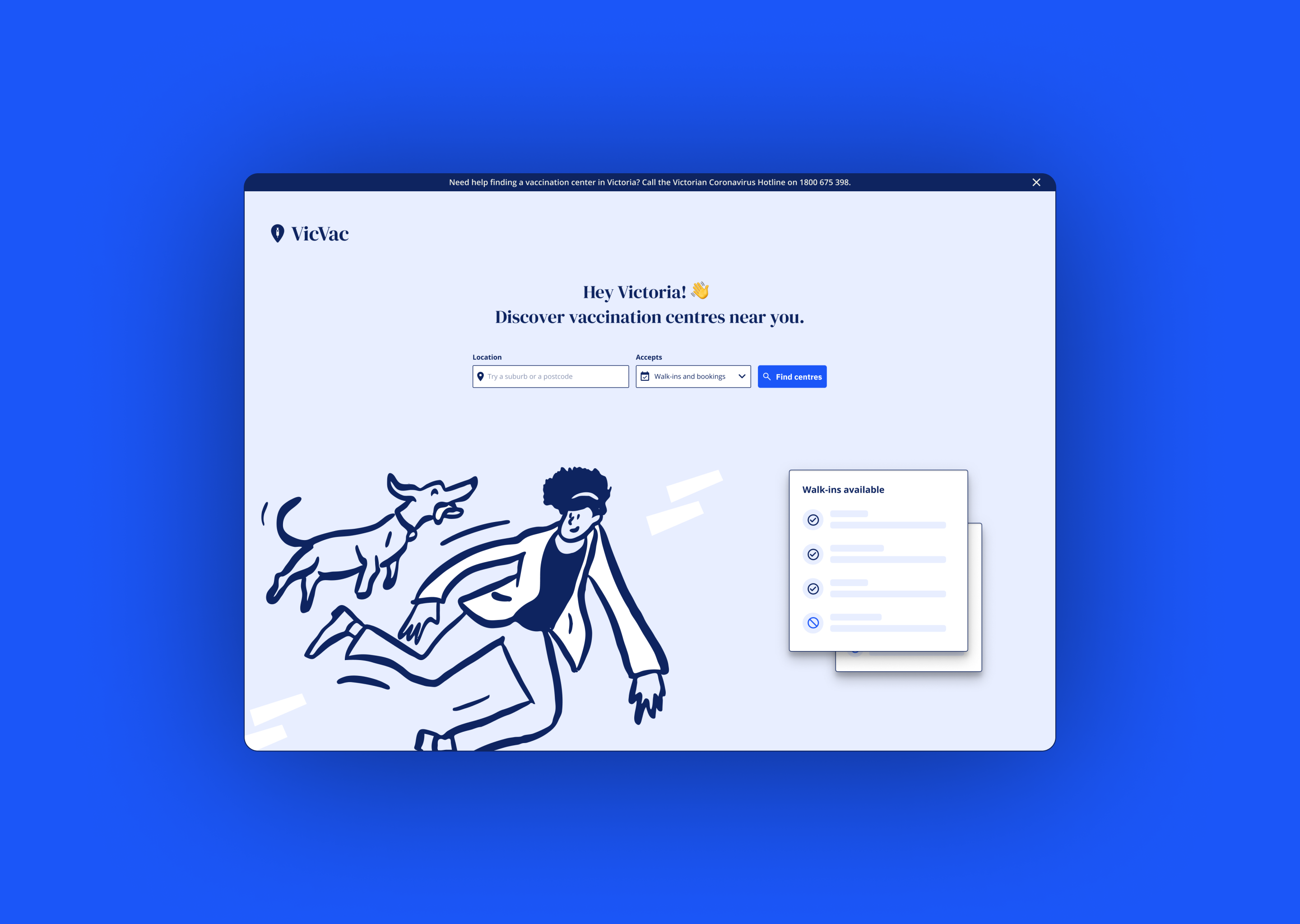 Month 1 Project 1: VicVac Homepage