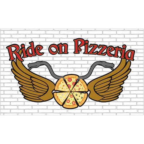 Ride on Pizzeria