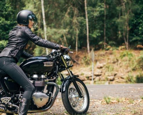 Motorbike shopping