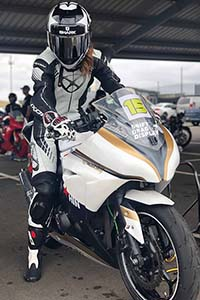 Motorcycle race suits