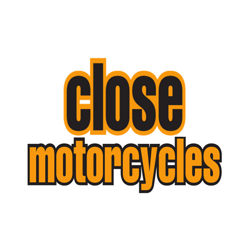 Close motorcycles