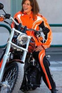 Motorbike weather gear