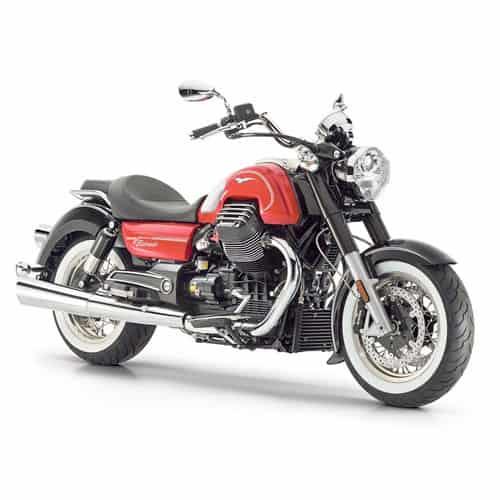 Cruiser motorbike