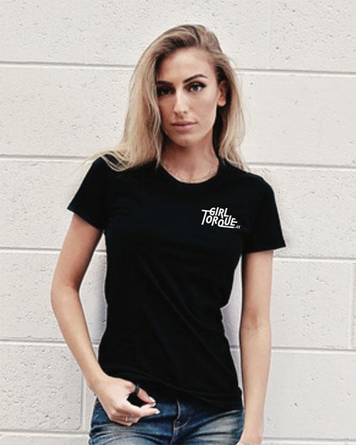 Girl Torque.cc T-shirt