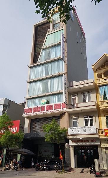 Phòng khám Kinh Đô - Cơ sở cắt bao quy đầu uy tín ở Bắc Giang