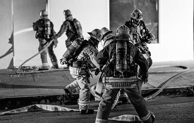 brandveilige zorginstelling