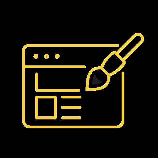 Graphic Design icon for Andco Graphic Design services.