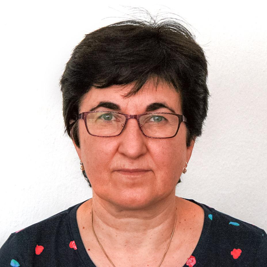Jaroslava Bořkovcová