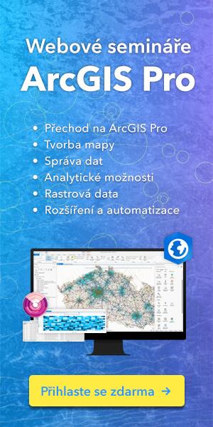 Webináře ArcGIS Pro
