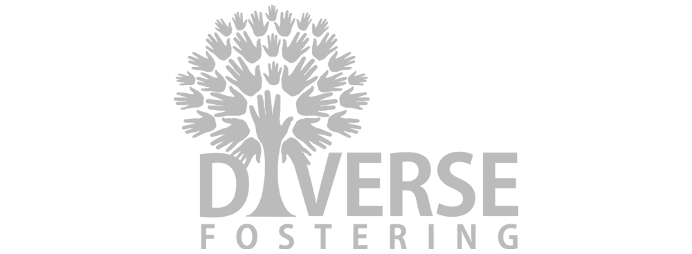 diverse fostering logo