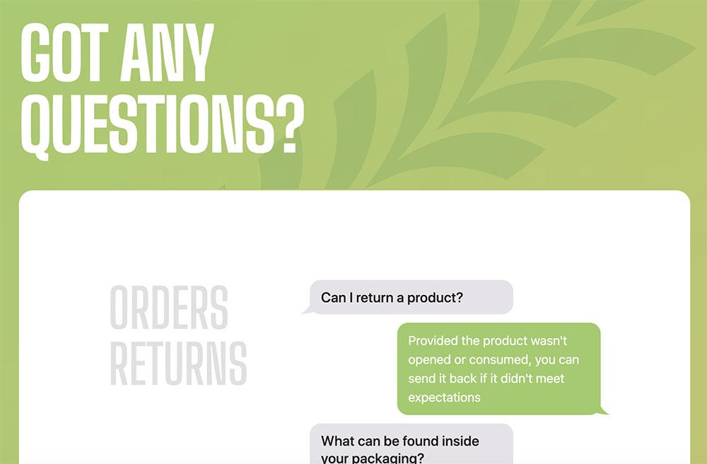 Safa Food FAQ