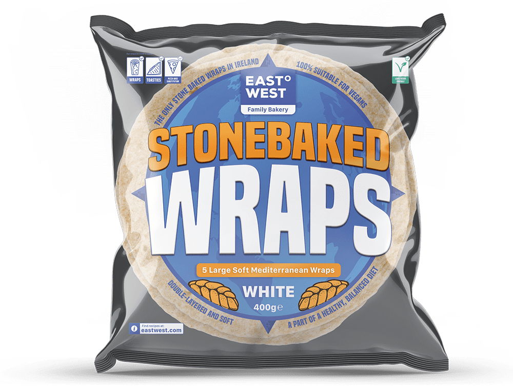 East to West Wrap Packaging