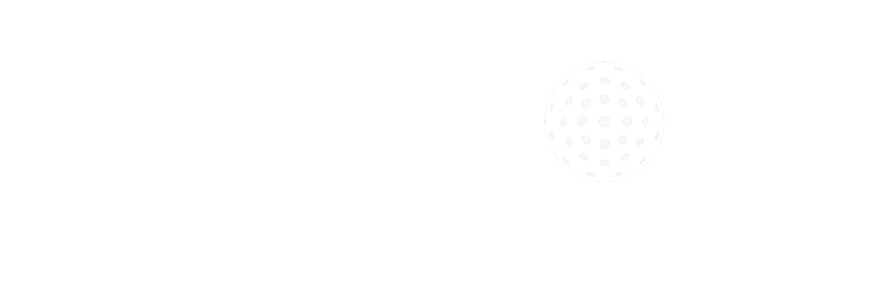 X-Tractor Golf Ball Pick Up Logo
