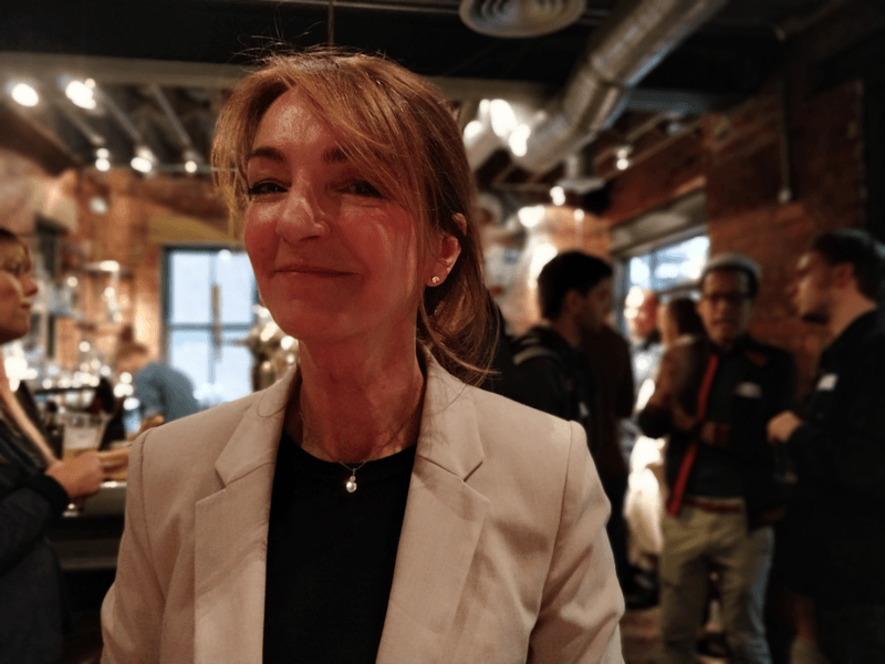 Dawn Dunn, Organiser of FinTech Friends
