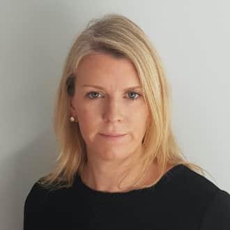 A portrait of Val Kerr, a TIGALA Guardian ad Litem.