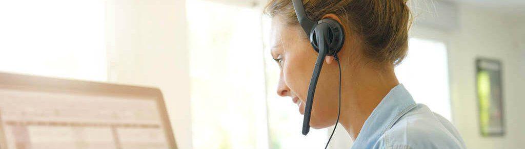 gravação de atendimento no call center