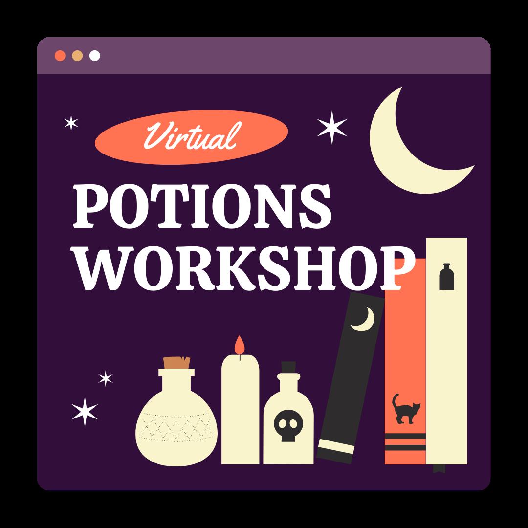 Potions Workshop