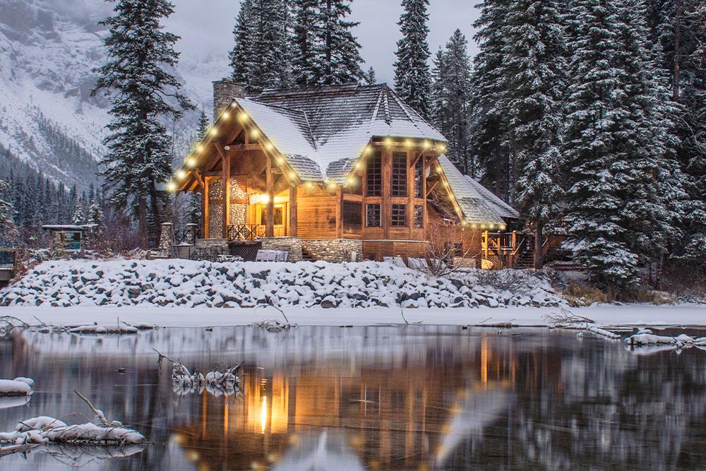 Christmas Lights Whistler Lighting Custom House Sea to Sky