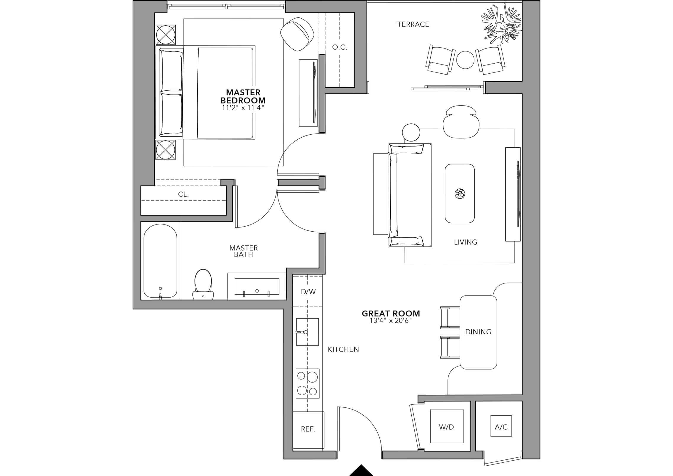 Type 13 (Floor 24-47)