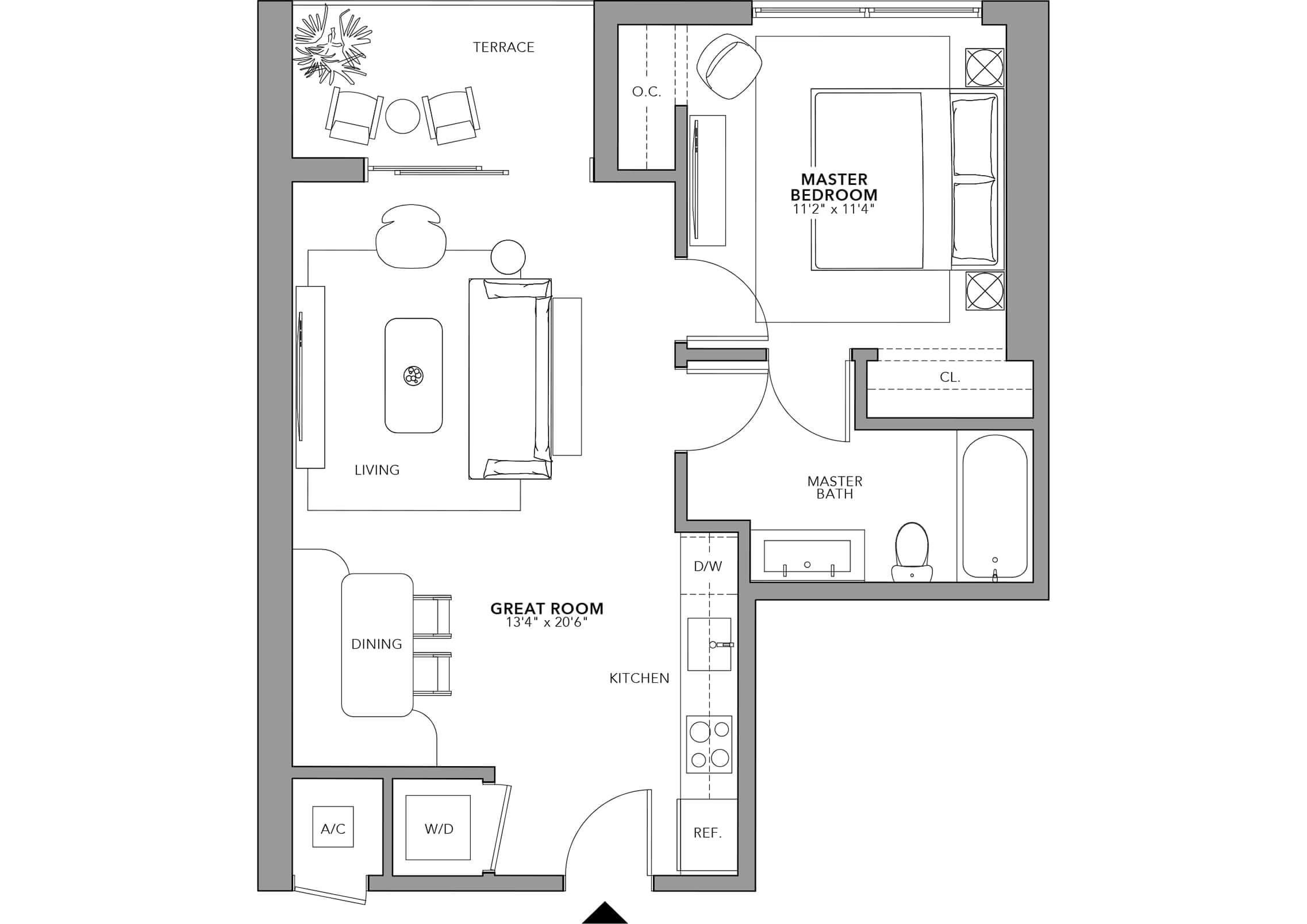 Type 11 (Floor 24-47)
