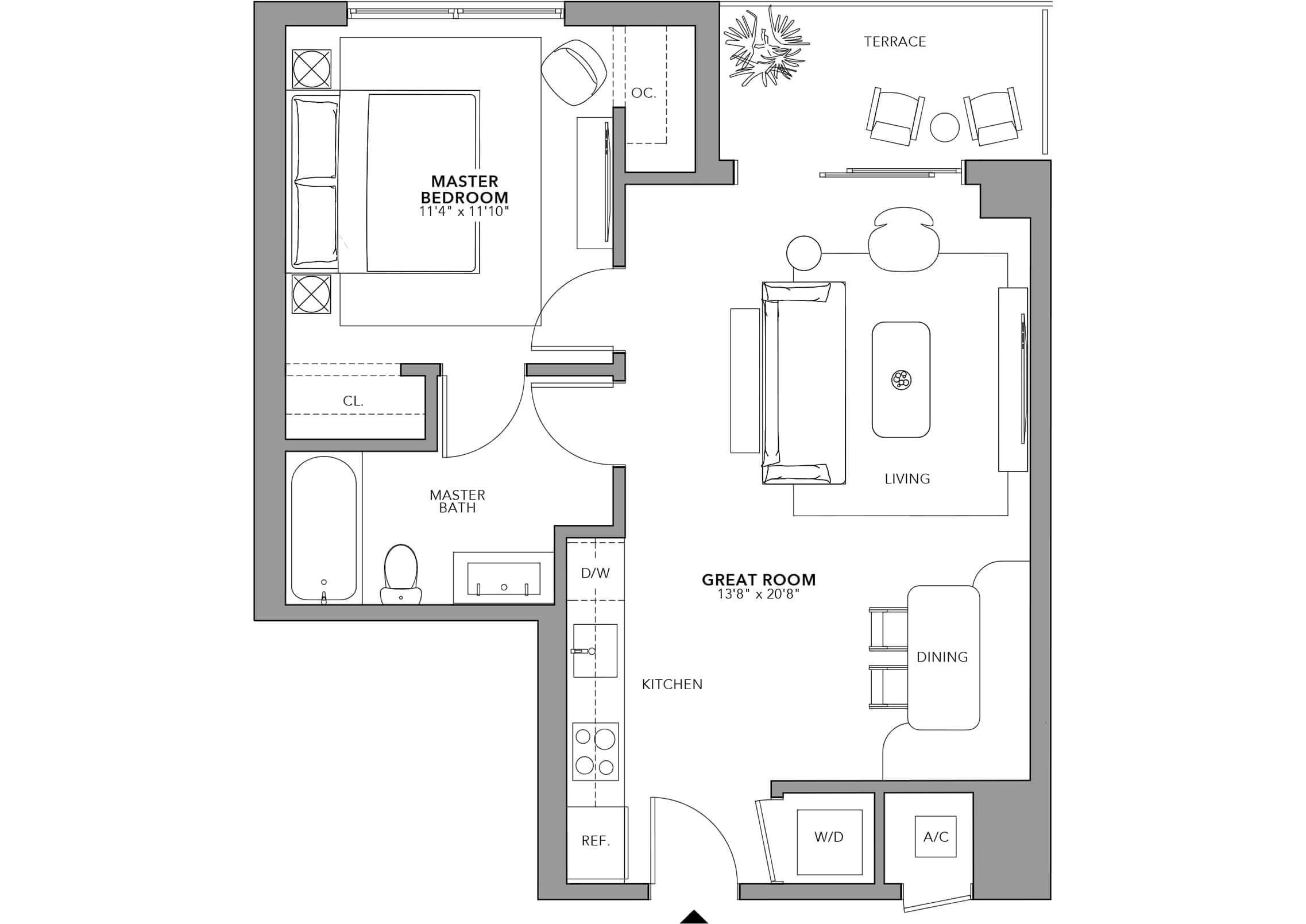 Type 9 (Floor 24-47)
