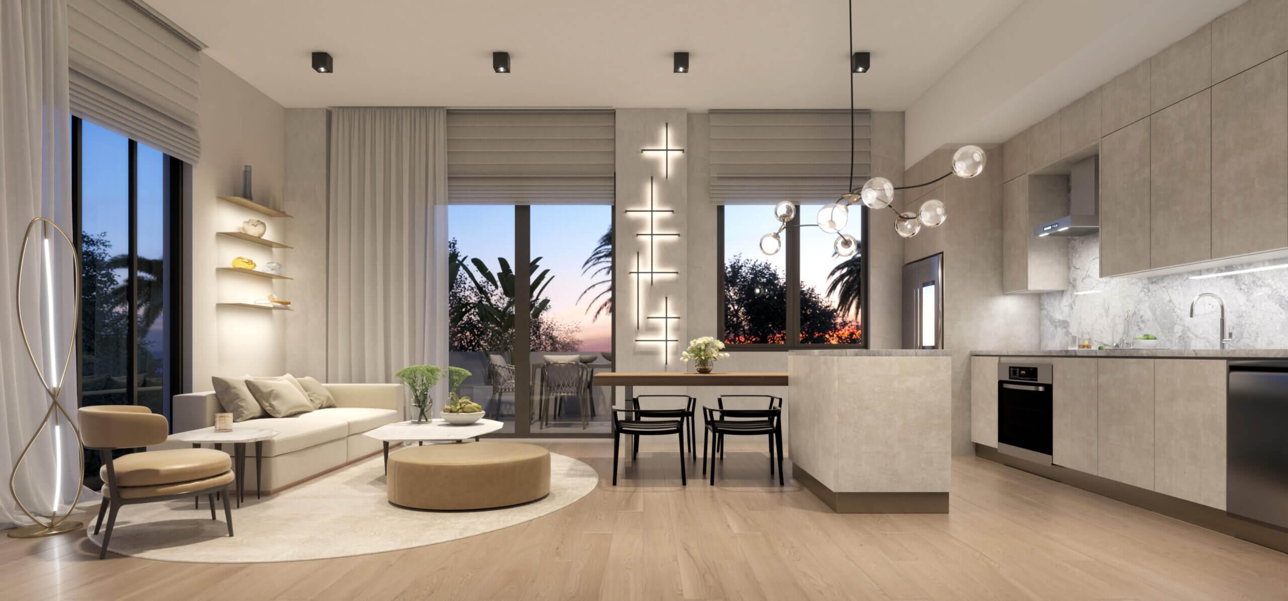 Apartamento A1-A