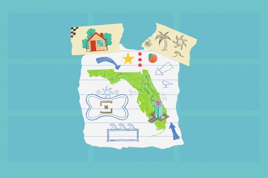6 motivos que te farão investir no mercado imobiliário da Flórida.