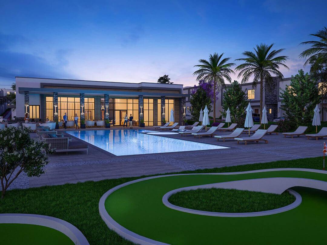 The Azur Resort