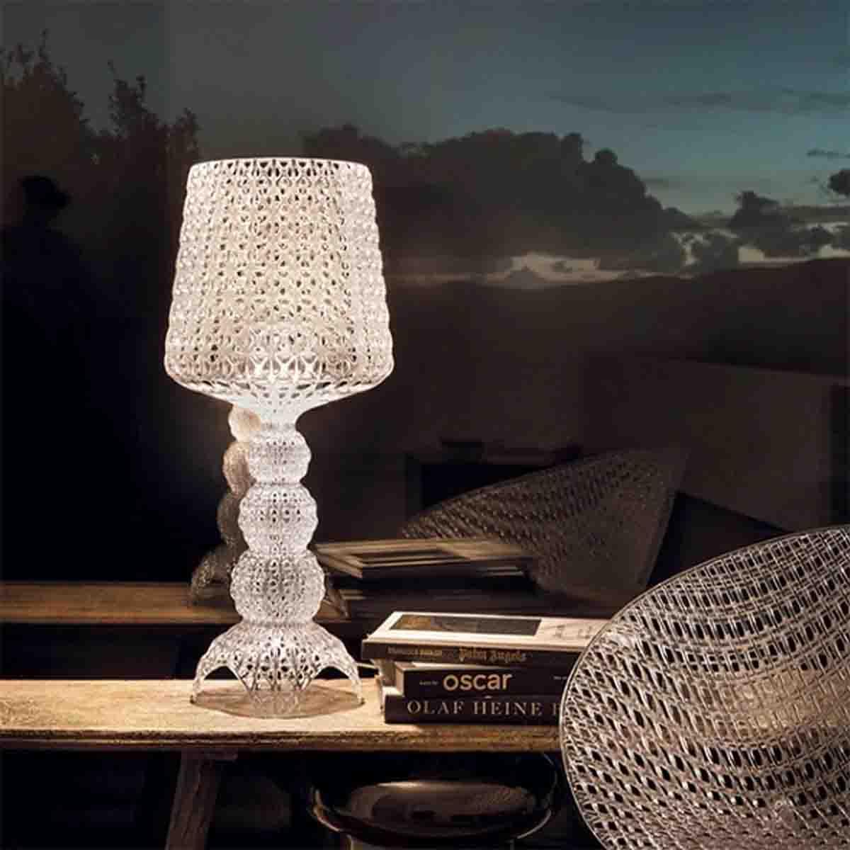 Kabuki Table Lamp