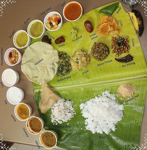 Veg Full Meals in Tamil Nadu-How to eat more vegetables
