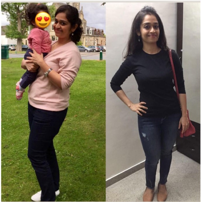 Poornima-weight loss without joining gym-the Daily9